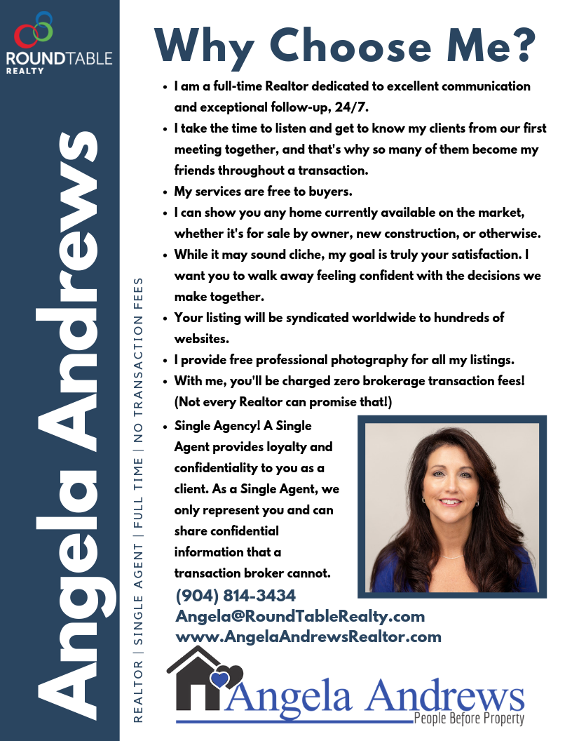 Angela Andrews Round Table Realty